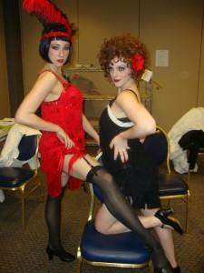 Flapper Divas!